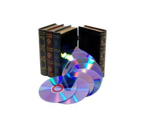 Boos & DVDs - shutterstock_26227018