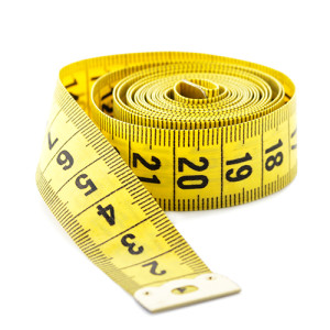 6 - self measurement - shutterstock_120088090